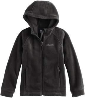 Columbia Girls 4-18 Fleece Hoodie
