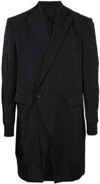 Julius long tailored blazer