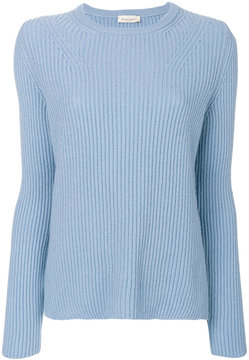 Bruno Manetti cashmere ribbed jumper