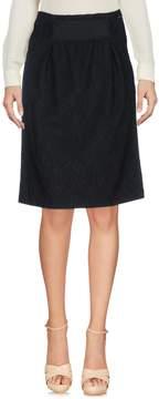 Fornarina Knee length skirts