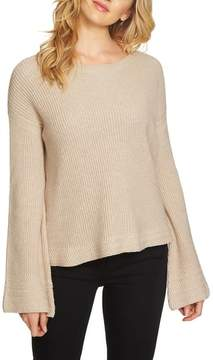 1 STATE 1.STATE Bell Sleeve Sweater