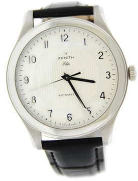 Zenith 03.0520.679 Grande Class Elite Automatic Stainless Steel Watch