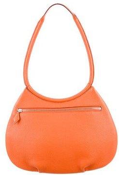 Hermes Togo Cacahuete Bag - ORANGE - STYLE