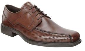 Ecco Men's Johannesburg Perforated Tie Oxford.