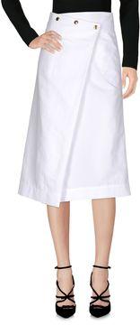 Atlantique Ascoli 3/4 length skirts
