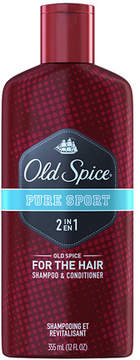 Old Spice Pure Sport 2in1 Shampoo and Conditioner
