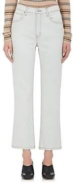 Derek Lam 10 Crosby Women's Leah High-Rise Straight Jeans