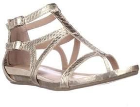 Kenneth Cole Lost Time Dress Gladiator Sandals, Light Gold.