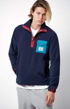Poler Snap Fleece Sweatshirt