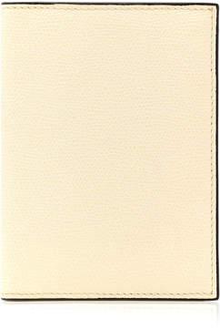 Valextra 3CC Leather Passport Holder