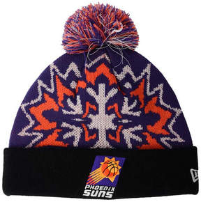 New Era Phoenix Suns Glowflake Knit Hat
