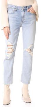A Gold E AGOLDE Cigarette Straight Leg Jeans
