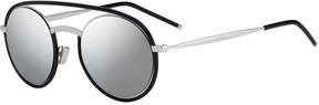 Safilo USA Dior Homme Syntesis 1 Round Sunglasses