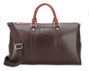 Robert Graham Fully-Lined Top-Zip Shoulder Bag