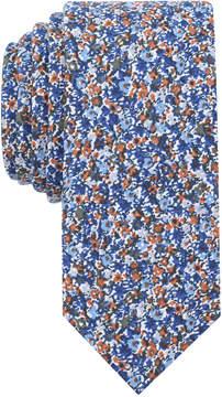 Bar III Men's Dandy Floral Skinny Tie, Created for Macy's