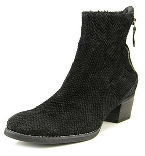 Paul Green Dory Women Round Toe Leather Ankle Boot.