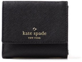 Kate Spade Cobble Hill Tavy Black Wallet - TLP/BRPAPY - STYLE