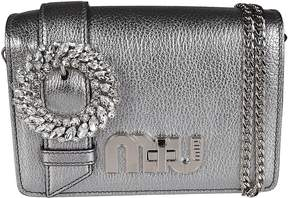 Miu Miu Lady Crystal Shoulder Bag