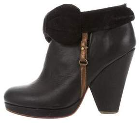 Rachel Comey Bow-Accented Ankle Boots
