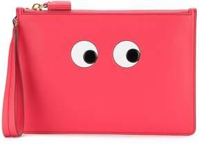 Anya Hindmarch mini square clutch bag