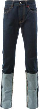 Ports 1961 upturned slim jeans