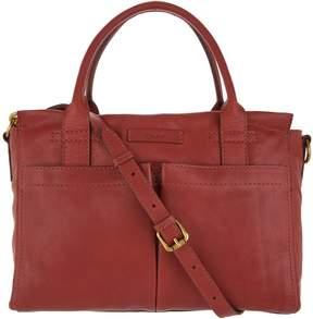 Frye & Co. & co. Leather Satchel - Cellina