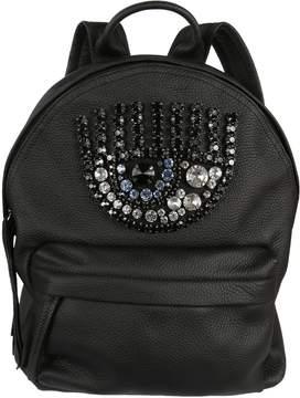 Chiara Ferragni Swarovski Eye Flirting Backpack