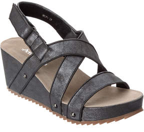 Antelope 570 Solid Leather Wedge Sandal