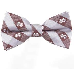 NCAA Kohl's Adult Check Woven Bow Tie