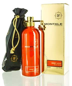 Montale Honey Aoud EDP Spray 3.3 oz (100 ml) (u)