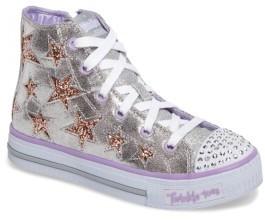 Skechers Girl's Shuffles Sneaker