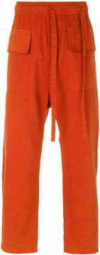 Damir Doma drop-crotch cargo trousers