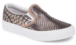 Vans Girl's Classic Slip-On Sneaker
