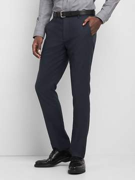 Gap Skinny fit wool blend pants with stretch
