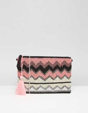 Park Lane Embellished Clutch Bag