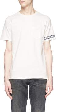 Remi Relief Stripe embroidered T-shirt