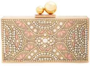 SOPHIA WEBSTER Clara crystal-embellished box clutch