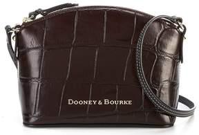 Dooney & Bourke Denison Collection Ruby Cross-Body Bag - ESPRESSO - STYLE