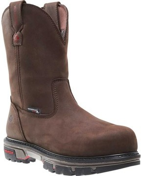 Wolverine Nation WP CarbonMAX Comp Toe 10 Wellington Boot (Men's)
