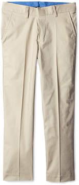 Izod Light Stone Linen-Blend Dress Pants - Boys