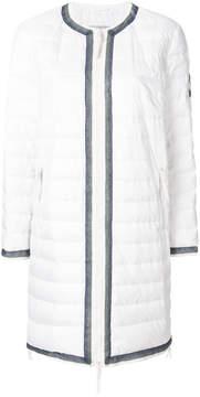 Ermanno Scervino quilted coat