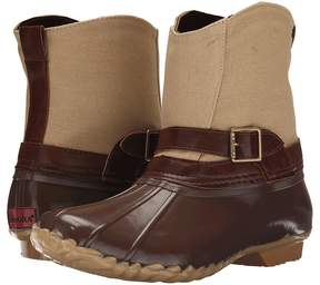 Chooka Canvas Step In Duck Boot