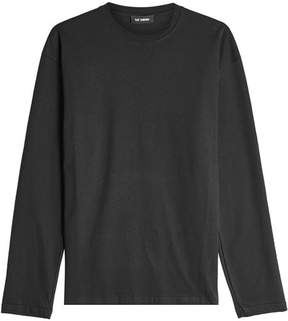 Raf Simons Long Sleeved Cotton Top