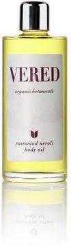Vered Organic Botanicals Rosewood Neroli Body Oil