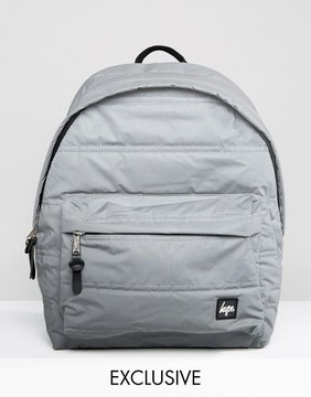 Hype Exclusive Reflective Padded Backpack