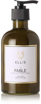 Ellis Brooklyn Fable Excellent Body Milk, 236ml - Colorless