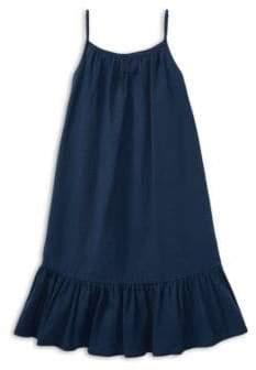 Ralph Lauren Girl's Sleeveless Cotton Dress