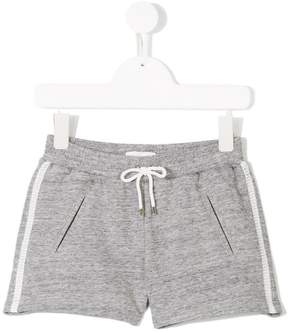 Chloé Kids side striped shorts