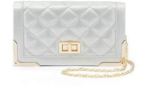 La Regale Lenore By Lenore by Quilted Crossbody Bag