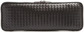 Bottega Veneta Intrecciato leather tie case